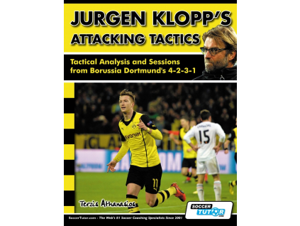 Jurgen Klopp's Attacking Tactics - Tactical Analysis and Sessions from Borussia Dortmund's 4-2-3-1