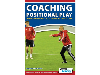 "Coaching Positional Play - ""Expansive Football"" Attacking Tactics & Practices"
