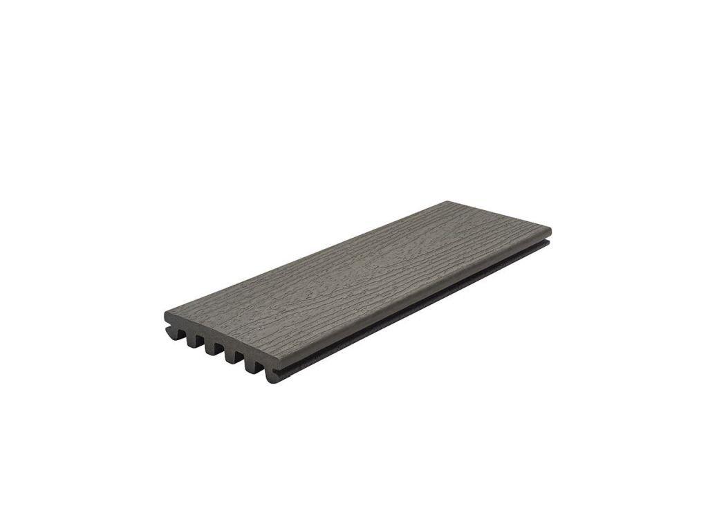 TREX Enhance Basic délka 366 cm - odstín Clam Shell  trex, terasa, usa