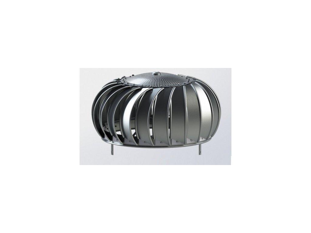 Turbína Lomanco samostatná hlavice TIB14 hliník