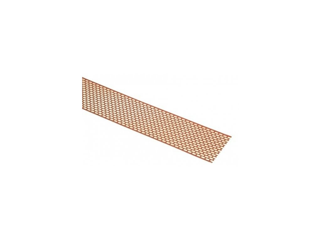 Pás proti ptákům hliníkový šířka 80 mm, délka 2,5 m