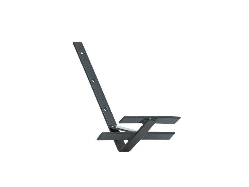Rozražeč, typ slovenský kříž pro šindel a plech