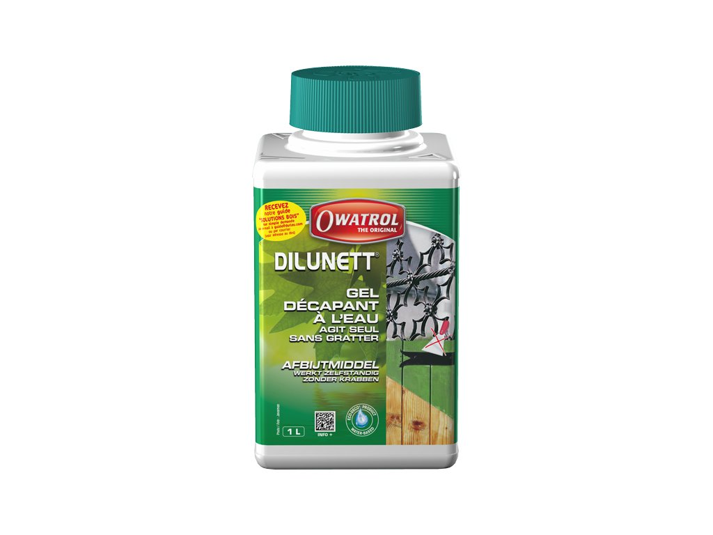 odstranovac nateru dilunett v