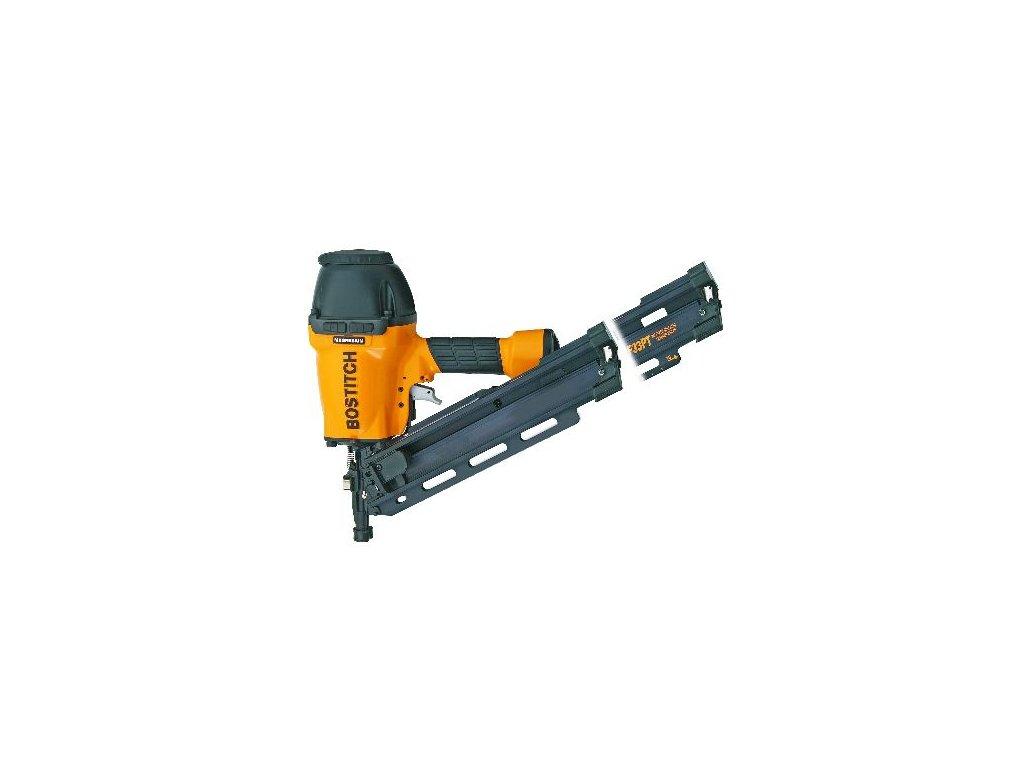 Hřebíkovačka BOSTITCH F33PT  pro hřebíky s D hlavou