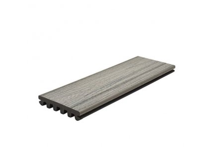 TREX Enhance Naturals délka 366 cm - odstín Foggy Wharf  trex, terasa, usa