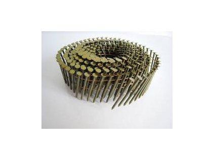 Hřebíky BDC, FAC, RNCW, CNW ve svitku KONVEXNÍ s roztečí 10mm