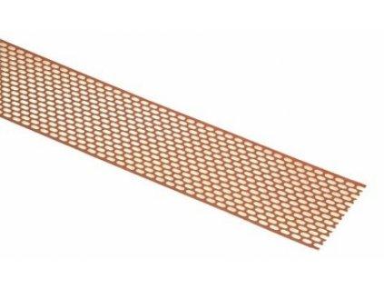 Pás proti ptákům hliníkový šířka 100 mm, délka 2,5 m
