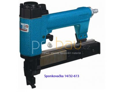 Sponkovačka BeA 14/32-613 C  pro silné dráty