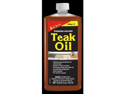 Týkový olej Premium