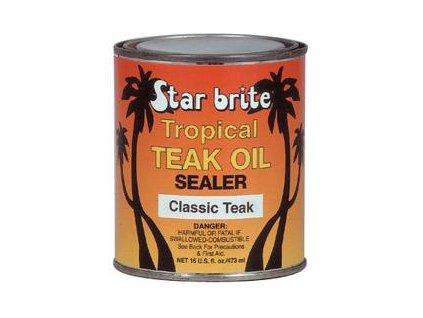 Tropický týkový olej Classic
