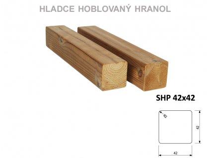 hranoly shp 42x42 tepelne upravene drevo thermowood v