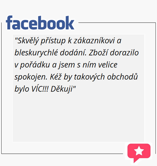 recenze Facebook