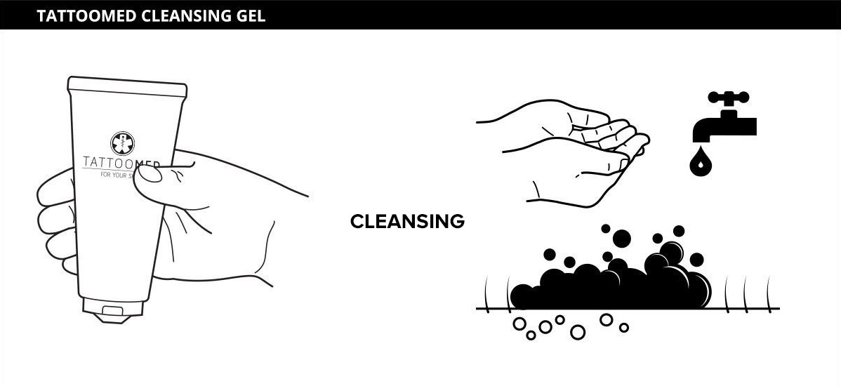 tattoomed-cleansing-gel-illustration-en