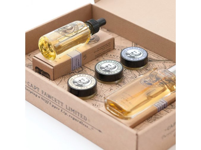 Captain Fawcett Gift Box 15