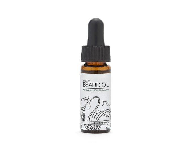 30ml Sandalwood Elemi & Lavender Beard Oil 1e