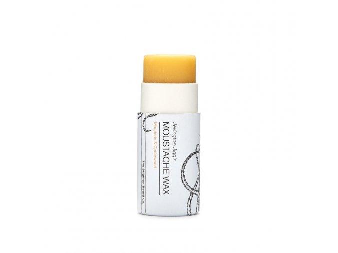 Mandarin & Cedarwood Moustache Wax 4