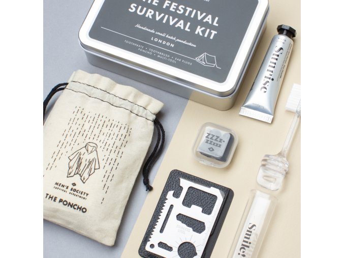THE FESTIVAL SURVIVAL KIT 2