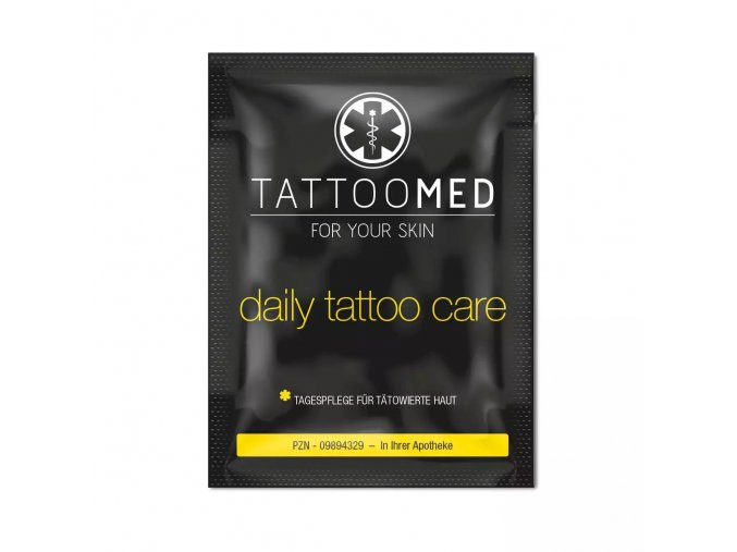 tattoomed daily tattoo care sachet1
