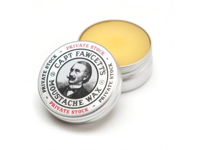CF Private Stock Moustache Wax1