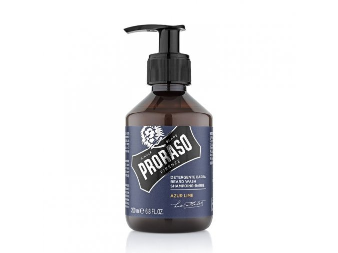 Proraso Shampoo Azur Lime01