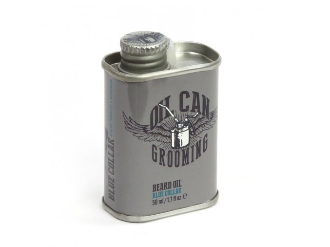 Oil Can Grooming Blue Collar Beard Oil 50ml 2 12