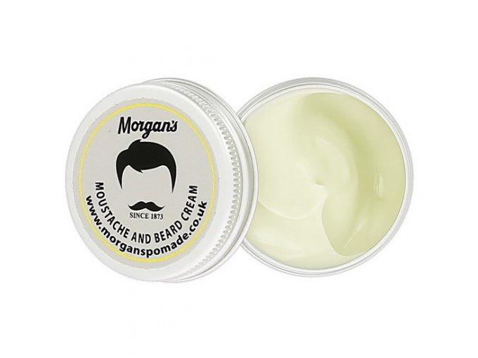 Krém na vousy a knír Morgan's - cestovní 15ml