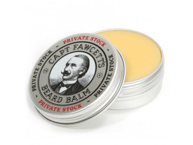 Captain Fawcetts Private Stock Beard Balm 1