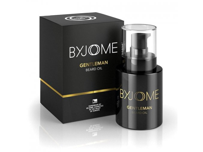 Olej na vousy Byjome Gentleman 30ml