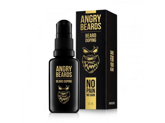 angry beards doping