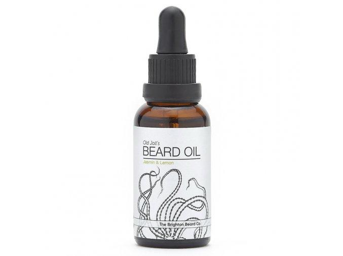 30ml Jasmin & Lemon Beard Oil 1e