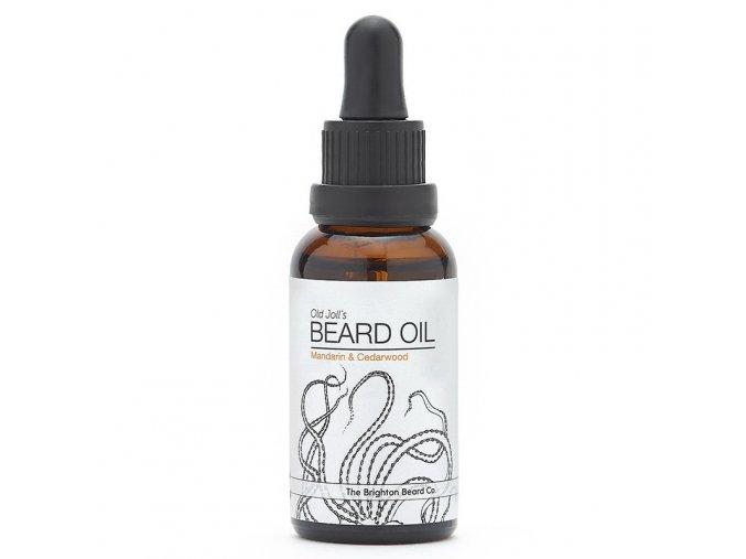 30ml Mandarin & Cedarwood Beard Oil 1e2