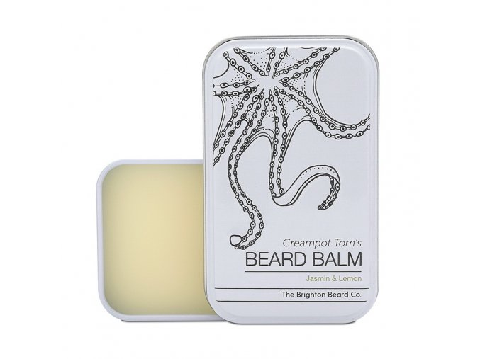 Beard Balm Jasmin & Lemon 2e