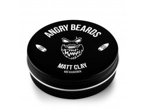 Jíl na vlasy Angry Beards Mič Bjukenen 120g 1
