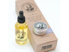 Captain Fawcett Private Stock Wax and Oil Gift Box low res 4