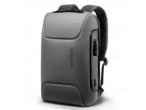 Bezpecnostni batoh se zamkem a USB Mark Ryden Odyssey Grey 1 50 min