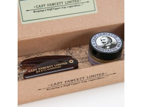 Captain Fawcett Wax and Comb 1675