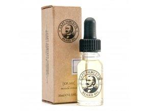 Captain Fawcett 10ml Beard Oil low res 062