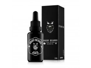 angry beards jack saloon oil 30ml