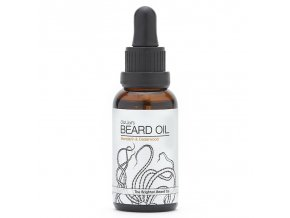 30ml Mandarin & Cedarwood Beard Oil 1e2