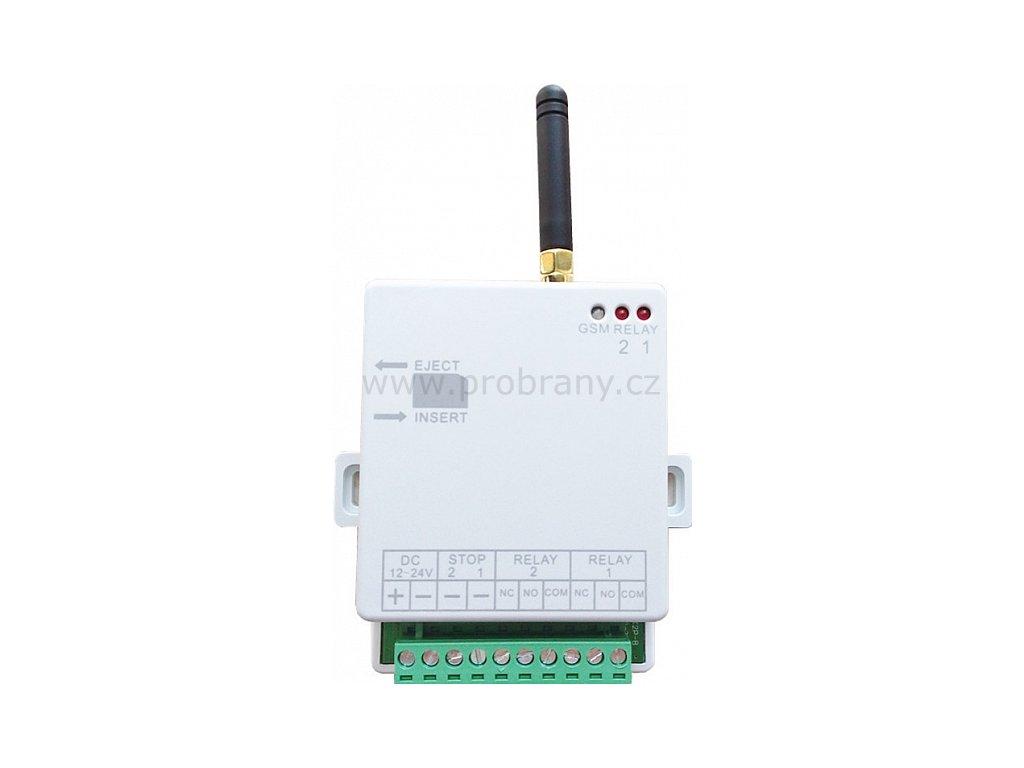 GSM, WIFI ovládání