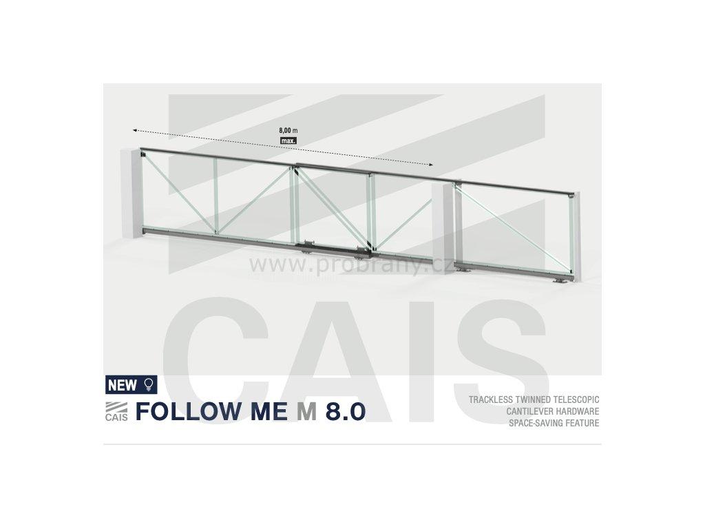 follow me 8.0 probrany.cz