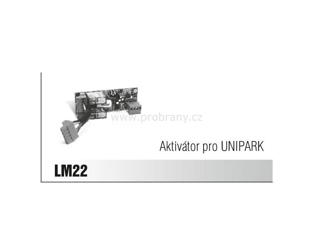 CAME LM22 aktivátor pro UNIPARK