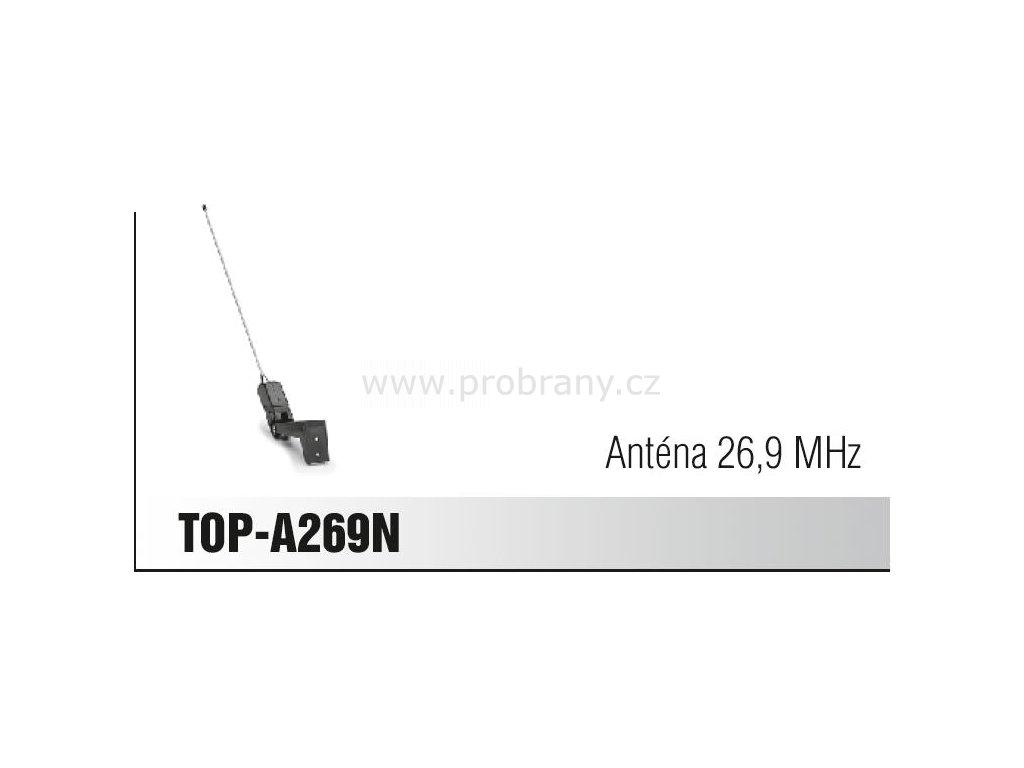 CAME TOP A269N anténa, frekvence 26,9Mhz