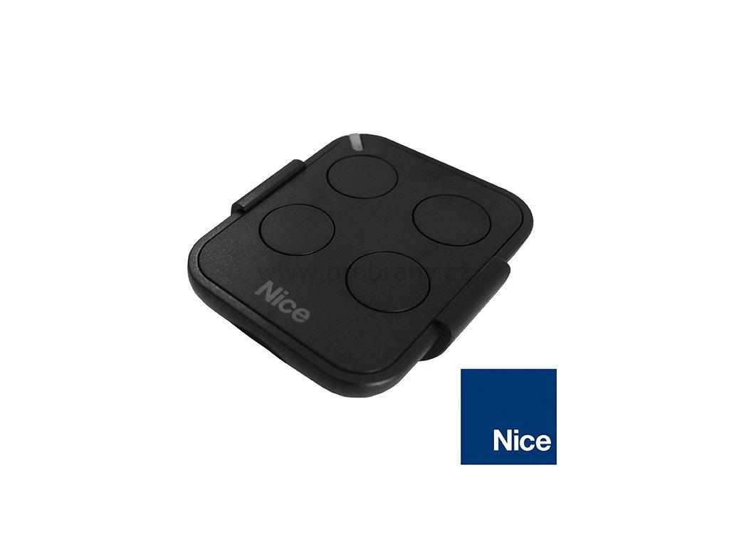 NICE FLO4 RE dálková ovladač čtyřkanálový, 433,92Mhz