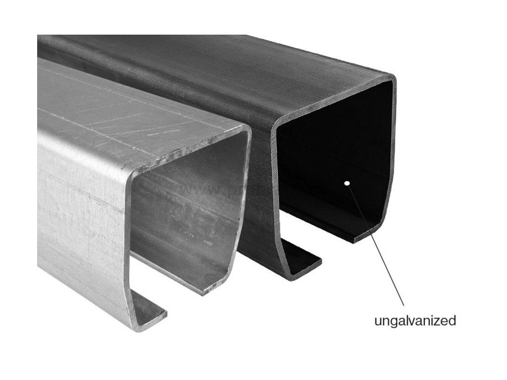 CAIS STAGE LB vodící profil 138x144mm, bez povrchové úpravy
