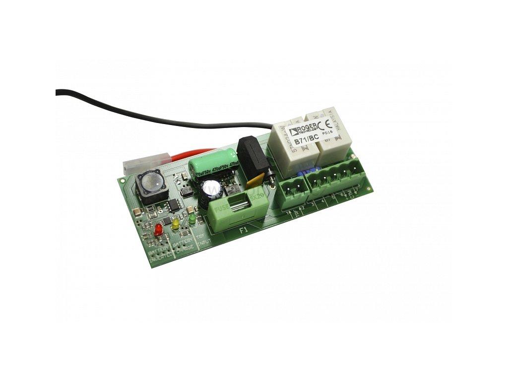 ROGER B71/BC - Karta pro dobíjení akumulátoru pohony BH