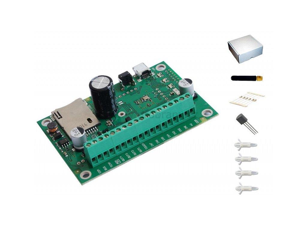 GTalerm - GSM alarm a ovládání vrata bran