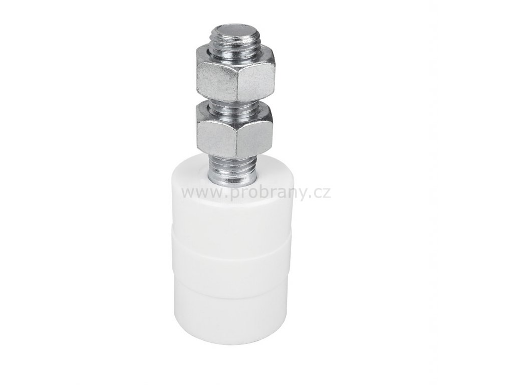 CAIS RW 40 vodící kladka horní, bílá, průměr 40mm
