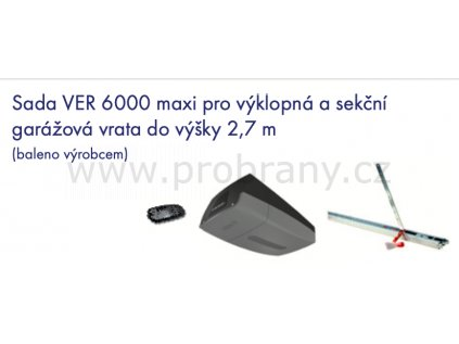 CAME VER 6000 MAXI
