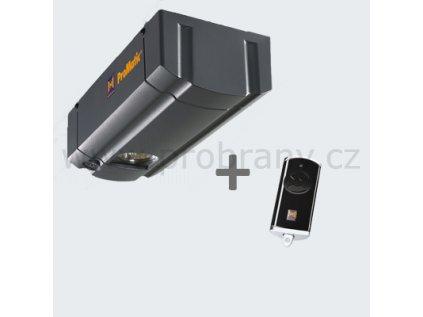Hörmann Promatic série 3 Bisecur, stropní pohon pro garážová vrata + dálkový ovladaš HS2 BS